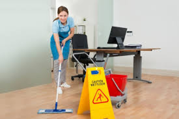 B2B Office Cleaning - Get One Month Free