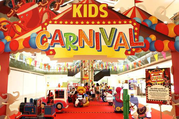 Bring Your Kids Party to the Winter Carnival