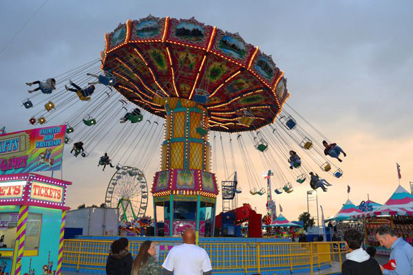 Go for a Carnival Ride